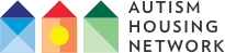 autism housing network site logo